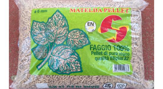 Pellet Faggio EN-PLUS A2